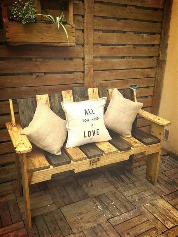 20 Repurposed Pallet Wood Ideas Pallet Ideas
