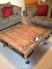 Furniture Ideas With Shipping Pallets Pallet