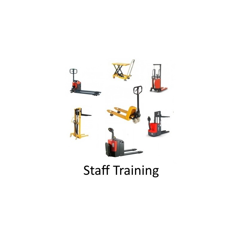 Onsite Staff Training for Hand Pallet Trucks / High