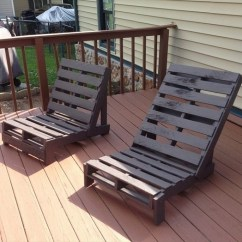 Plans Adirondack Chairs Free Drafting Chair Lounge Out Of Wood Pallets | Pallet Projects