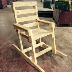 Comfy Outdoor Chair Ergonomic Cervical Support Recycled Pallet Chairs | Wood Projects