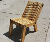 Comfy Recycled Pallet Chairs | Pallet Wood Projects
