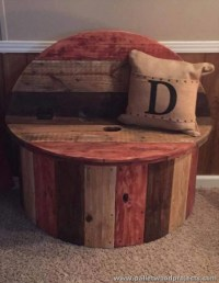 Creative Furniture Ideas with Wood Pallets | Pallet Wood ...