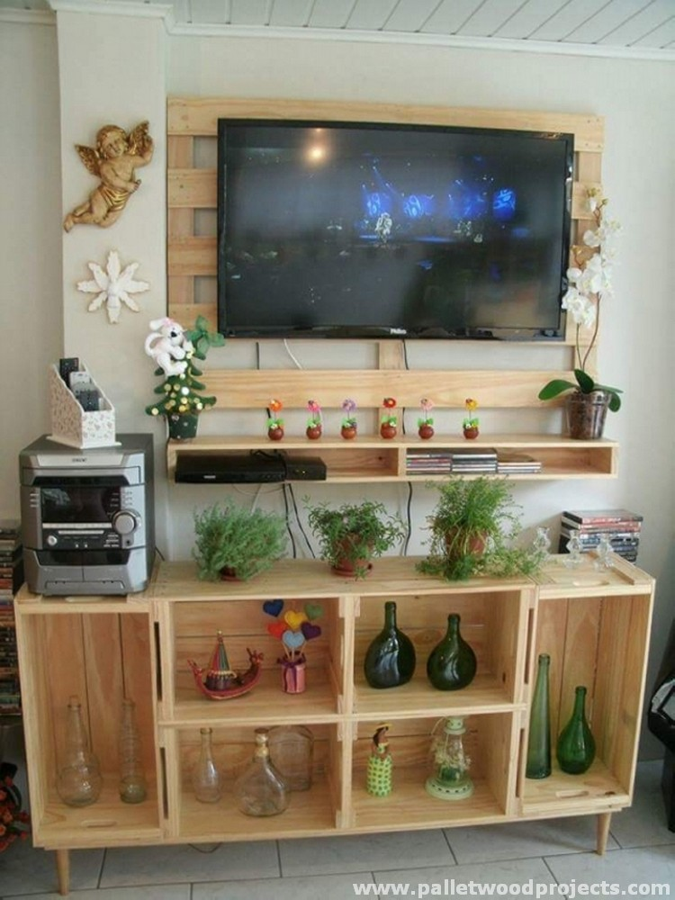 Furniture Made with Recycled Wooden Pallets  Pallet Wood