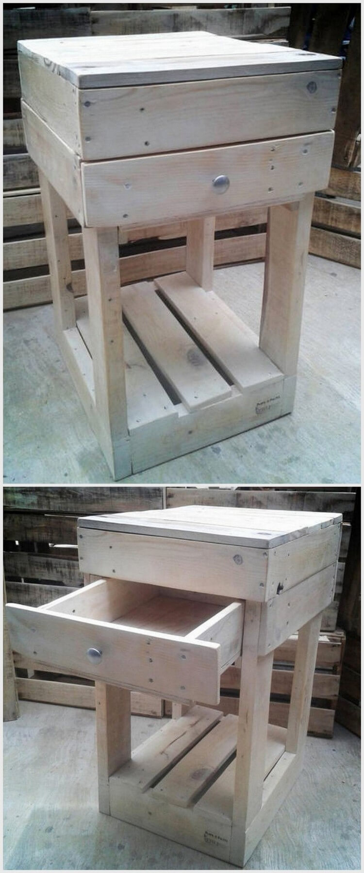 diy outdoor sofa table room and board leather bed awesome ways to recycle old shipping pallets | pallet wood ...