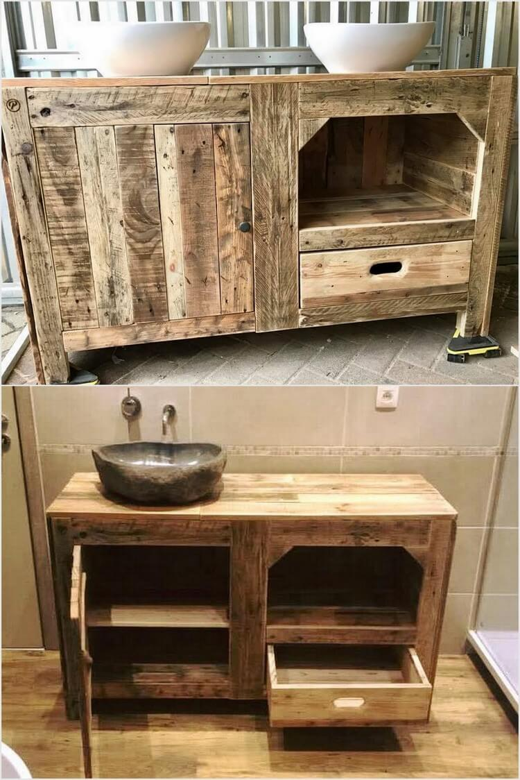 Incredible Recycling Projects for Old Wood Pallets