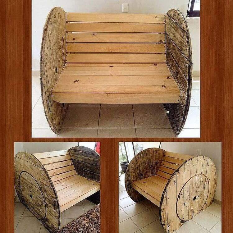 Cool And Terrific Wood Pallet Projects Pallet Wood Projects