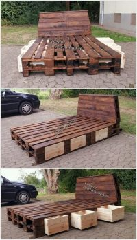 Marvelous Recycling Ideas with Used Shipping Pallets ...