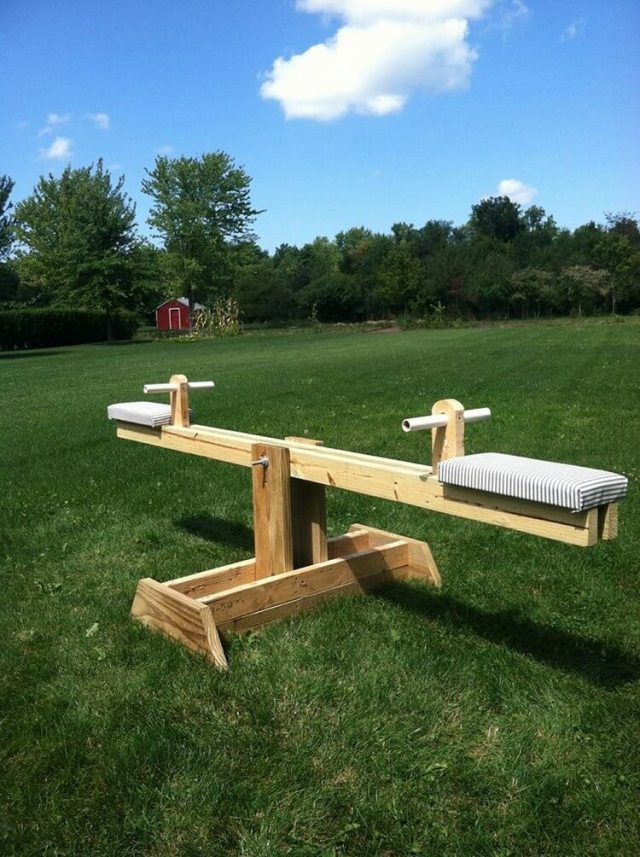 Wood Pallet Project for Kids