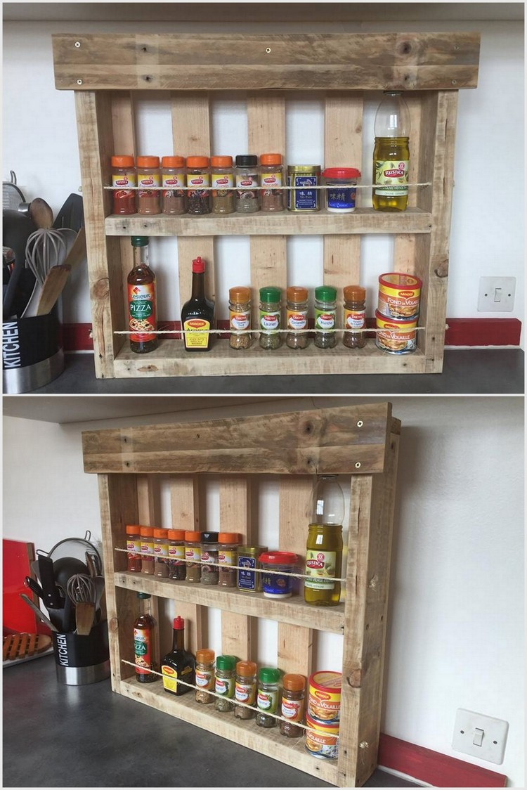 Wonderful Pallet Wood Furniture Ideas That Are Easy To