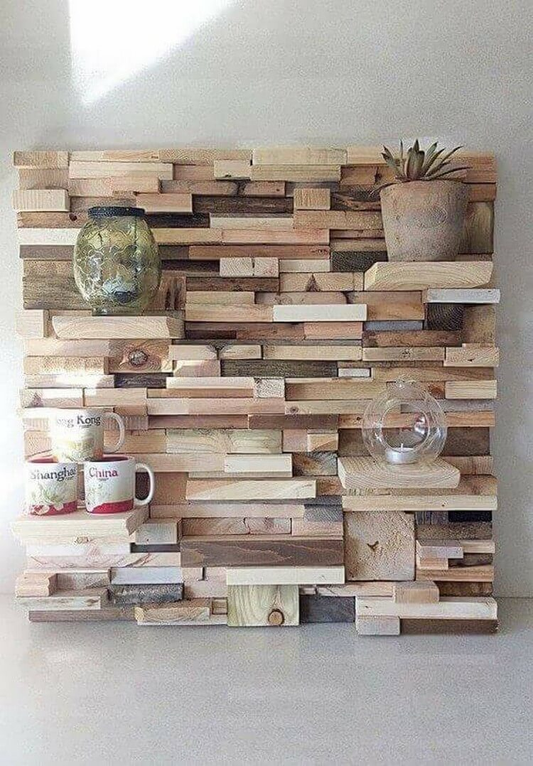 Few Superb Recycling Ideas with Used Wood Pallets