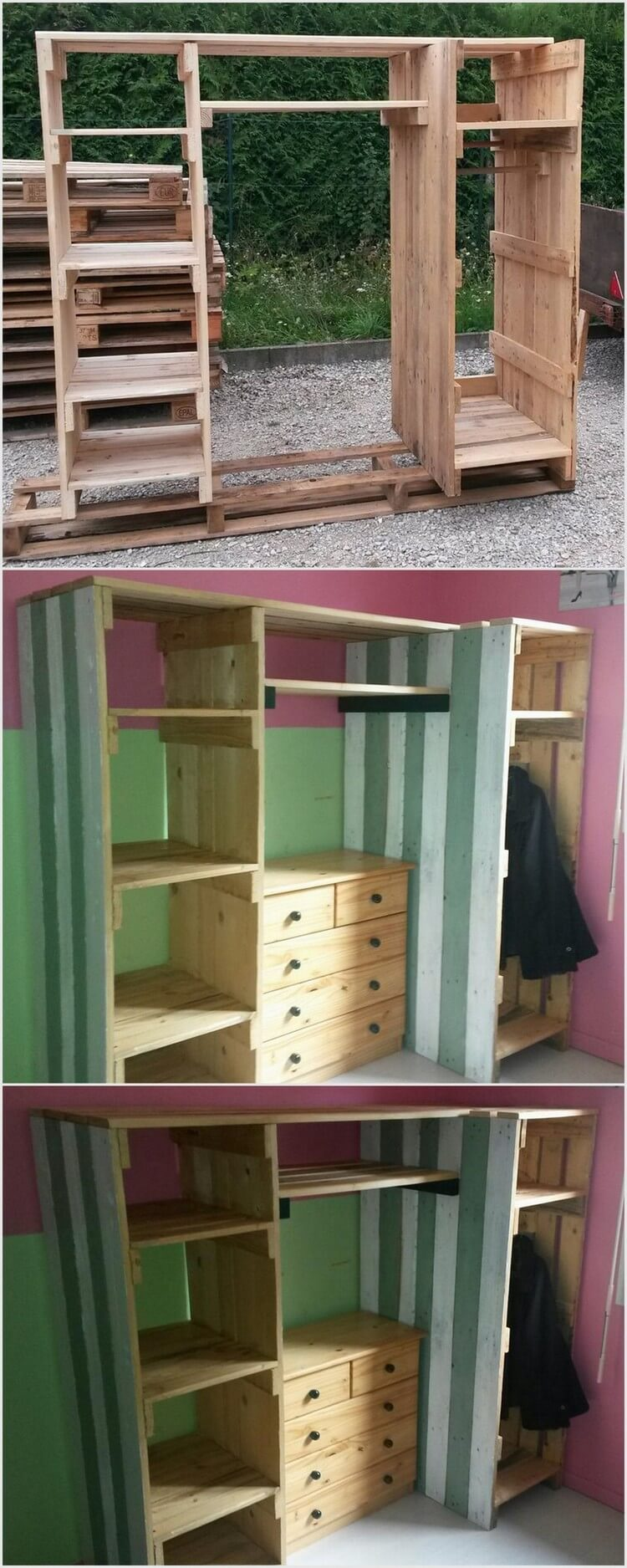 Top Best Recycling Ideas with Used Wood Pallets  Pallet