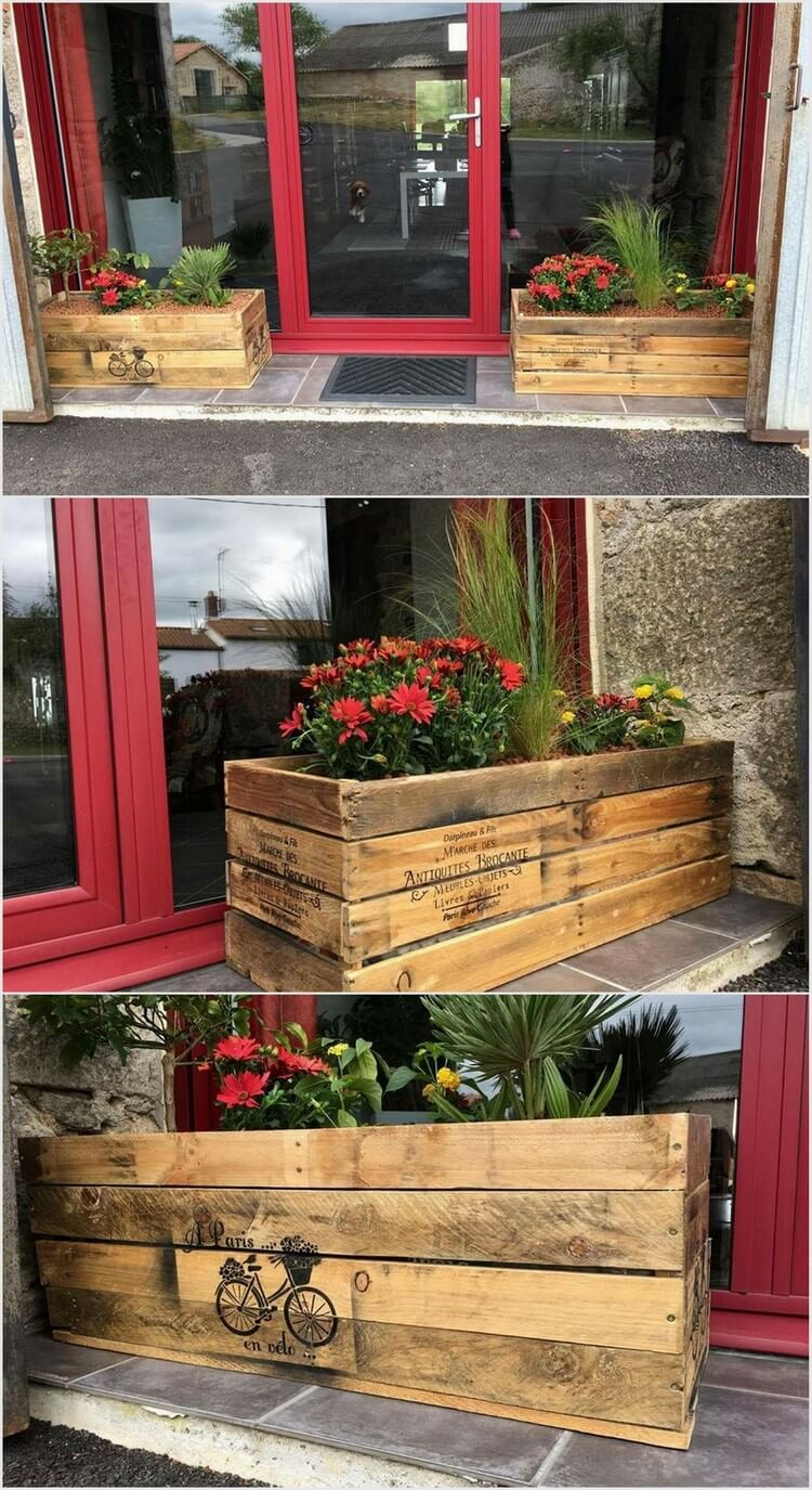 15 Cool Ideas For Wood Pallet Recycling Pallet Wood