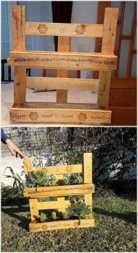 Repurposing Ideas for Old Wooden Pallets | Pallet Wood ...