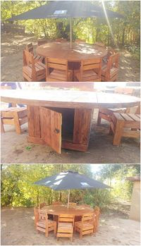 50 Easiest Ways of Recycling Shipping Wooden Pallets ...