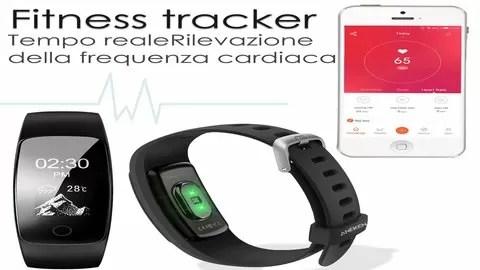 LESHP Activity Fitness Tracker Cardio