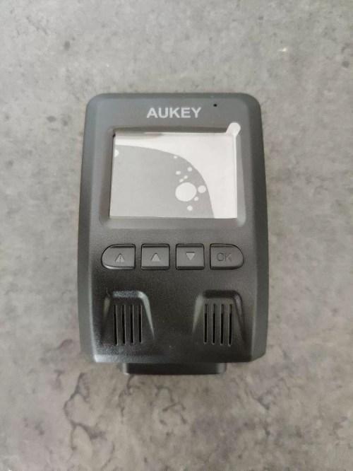 aukey dash cam2