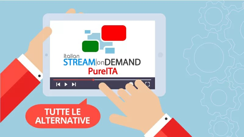 Stream On Demand non funziona, ecco le alternative gratuite!