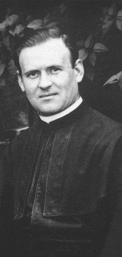 blaženi Rihard Henkes - duhovnik in mučenec