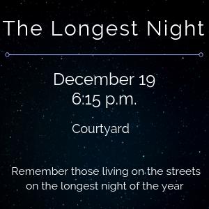 Longest Night Service 2018