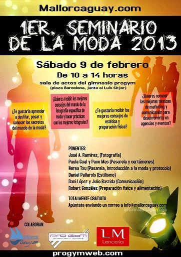 seminario moda 2013