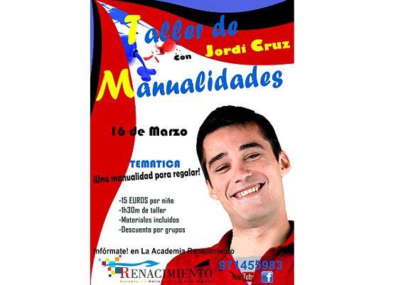 Taller Jordi Cruz