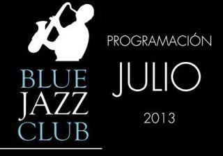 BLUE JAZZ CLUB