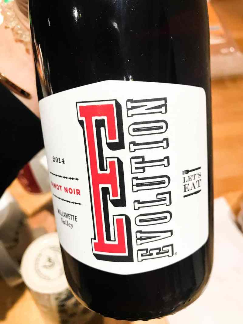 Sokul Blosser 2014 Evolution Pinot Noir