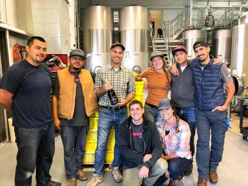 Harvest Internship Production Crew