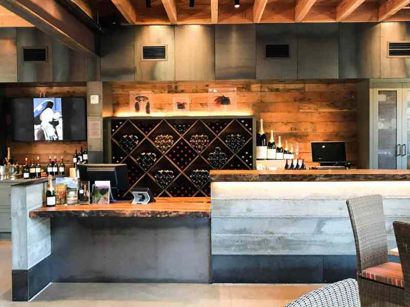 Davies Vineyards Tasting Room