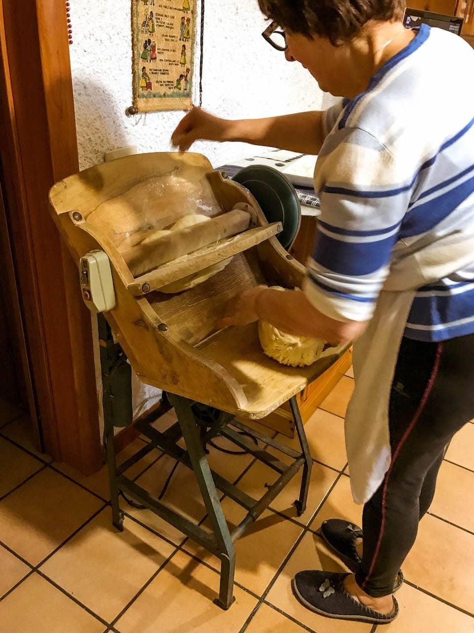 The Kneading Machines