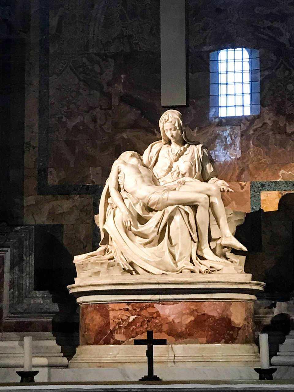 Rome - Michelangelo Pietà