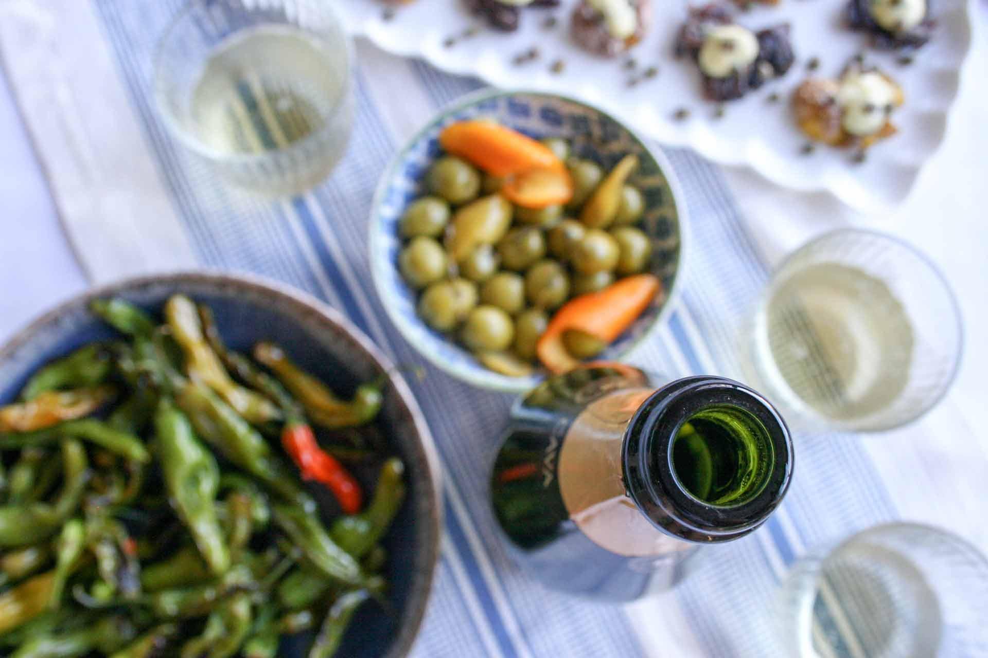 3 Easy Tapas Inspired Recipes For Exquisite Cava Pairings Palm Vine