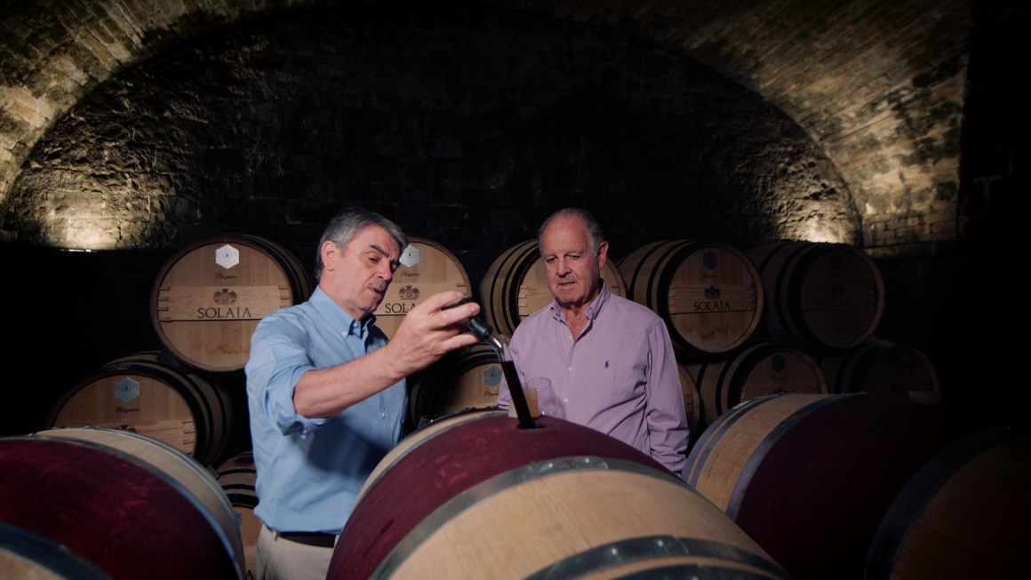 wine documentary Antinori