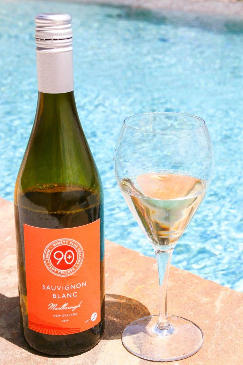 90+ Cellars Sauvignon Blanc
