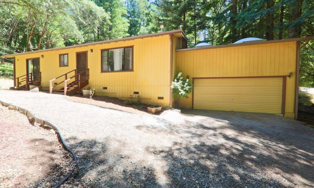 974 Birch Road Willits, California 95490