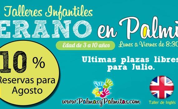 Campamento de Verano Fuenlabrada Palmas Palmitas 2018