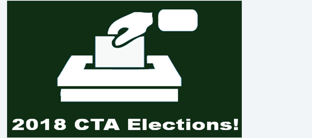 2018 CTA Elections!