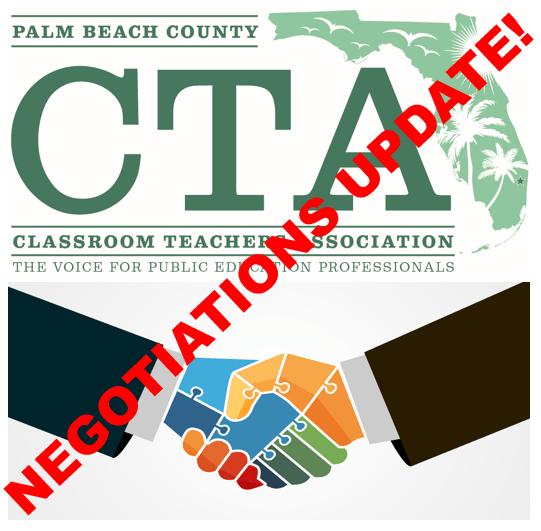 Cta Holiday Schedule 2020 2019 2020 CTA/SDPBC Negotiations Have Begun – Palm Beach County CTA