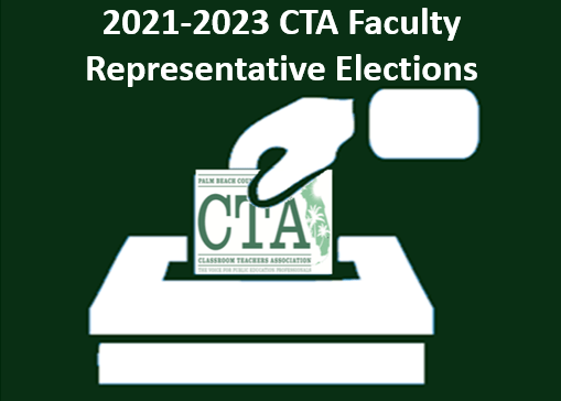 2021 CTA Faculty Representative Elections/Handbook