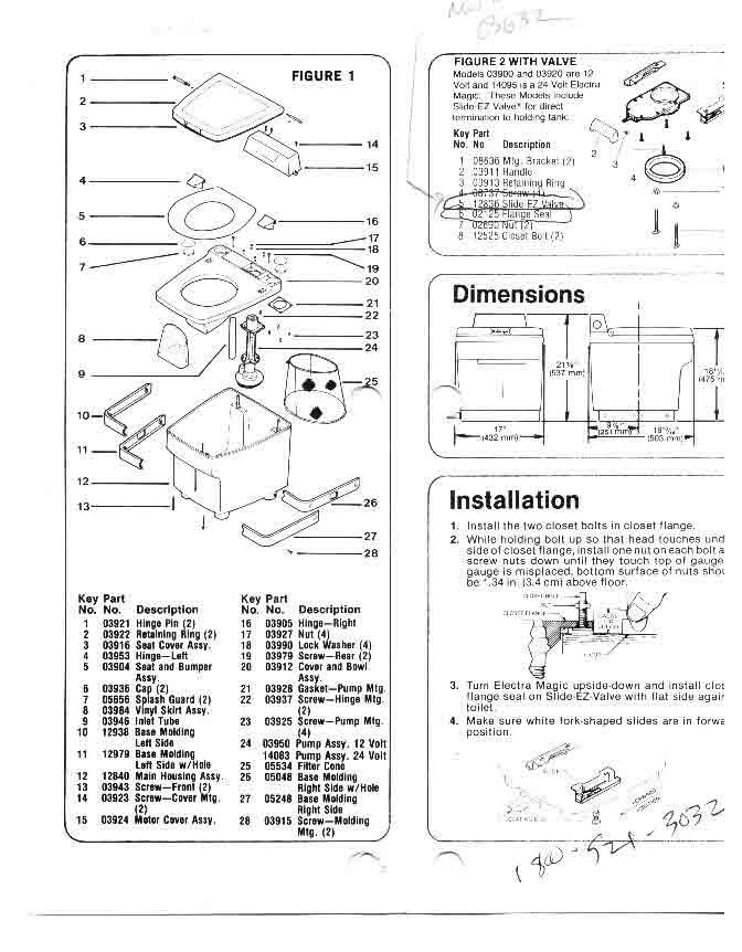 Manuals Motorhome Related
