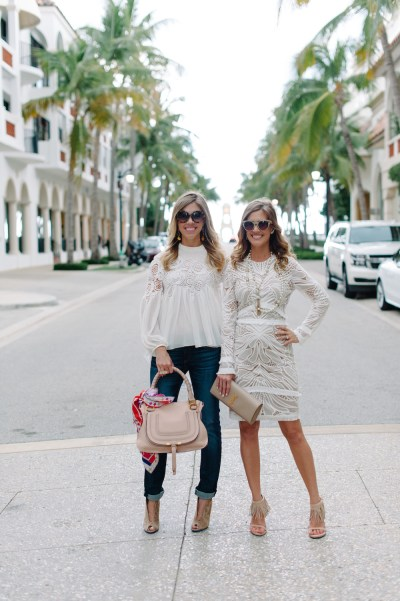 Fashion: White on Worth Avenue with Neiman Marcus | Palm ...