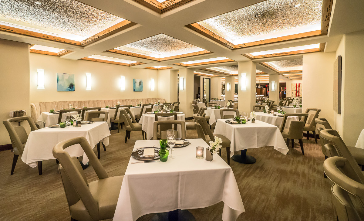 Cafe Boulud Palm Beachs New Look And Menu Palm Beach Lately