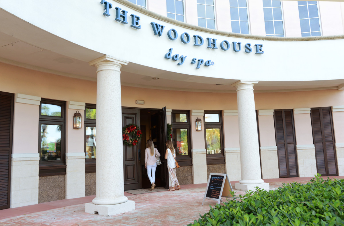 The Woodhouse Day Spa  Palm Beach Lately