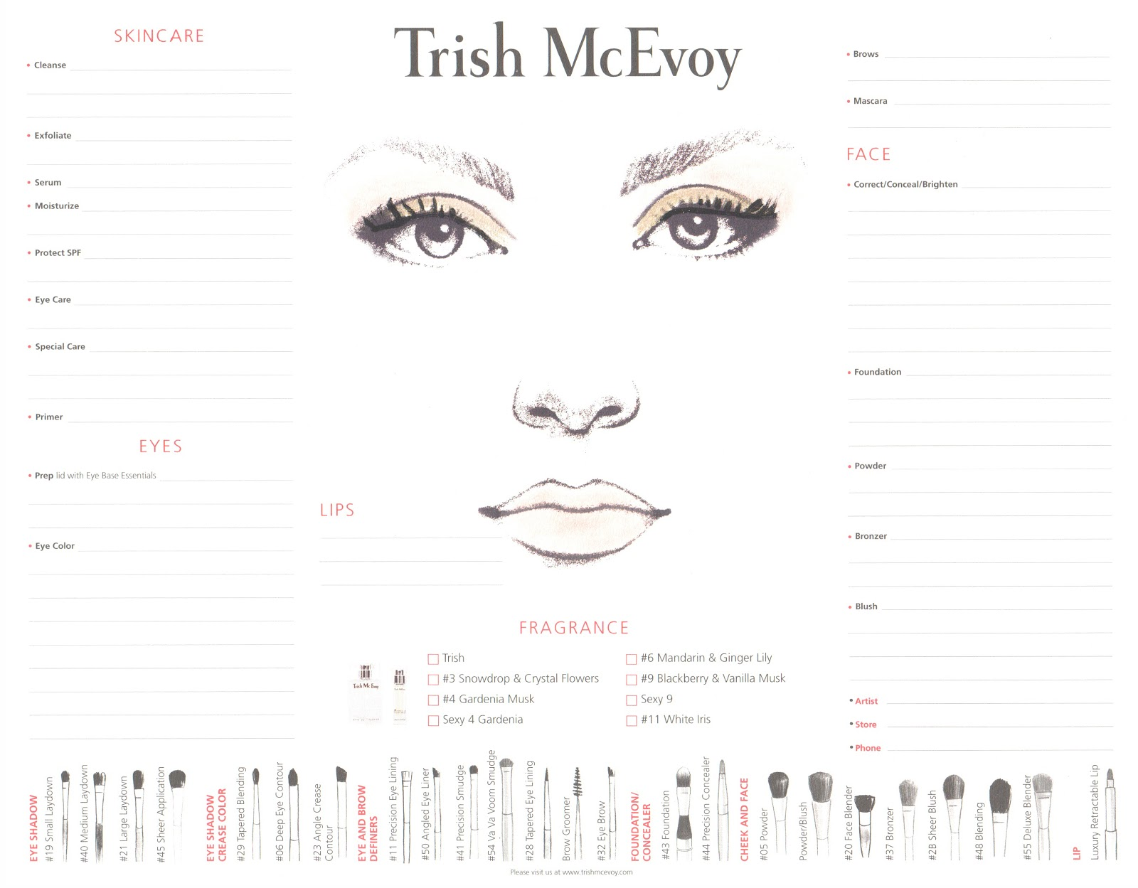 Beauty: Impress Your Date With Sultry Eyes And Soft Lips