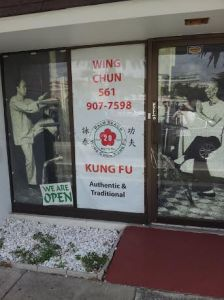 Wing Chun Kung Fu Martial Arts Classes West Palm