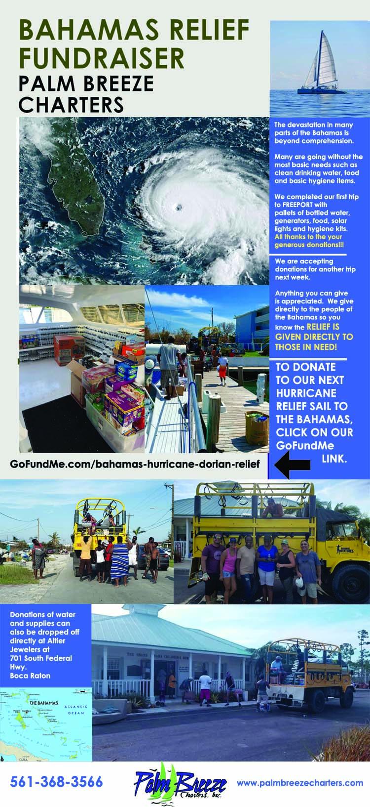 Bahamas hurricane relief fundraiser1 copy