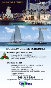 Holiday Cruise Schedule 2020