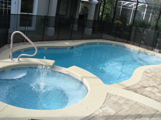 Fountains  Raszl Inc  Palm Coast Pool and Spa Builders