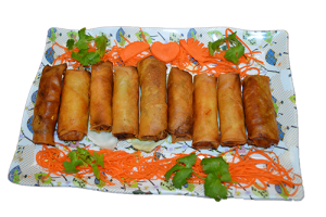 Jenny's Palm Corned Beef Egg Roll